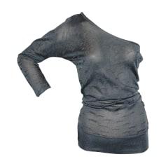 Top, tee-shirt ANTONIO MARRAS Gris, anthracite
