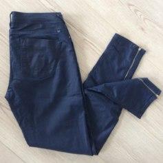 Jeans slim TEDDY SMITH Bleu, bleu marine, bleu turquoise