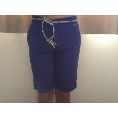 Shorts ELEVEN PARIS Blau, marineblau, türkisblau