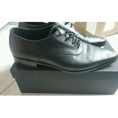Lace Up Shoes THE KOOPLES Black