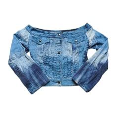 Denim Jacket JUST CAVALLI Blue, navy, turquoise