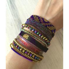 Bracelet HIPANEMA Violet, mauve, lavande
