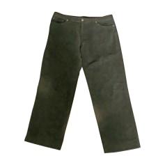 Jeans droit Lanvin  pas cher