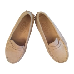Loafers TOD'S Beige, camel