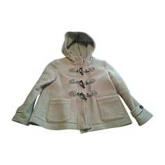 Coat FENDI Beige, camel