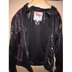 Zipped Jacket LE TEMPS DES CERISES Black