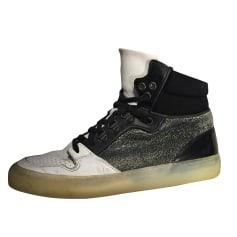 Sneakers SANDRO Noir et blanc