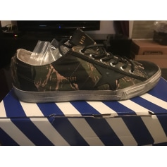Baskets GOLDEN GOOSE Militaire