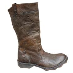 Boots DIESEL Brown