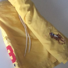 Swim Shorts RALPH LAUREN Yellow
