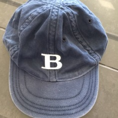 Cap BURBERRY Blue, navy, turquoise