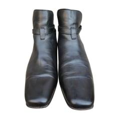 Sneaker Homme Pas cher en Soldes, Noir, Tissu, 2017, 41 43 45Prada