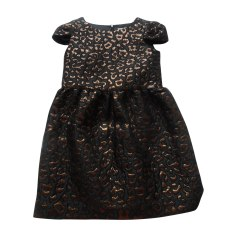Dress JUNIOR GAULTIER Brown