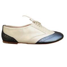 Chaussures à lacets  BLOCH bicolore
