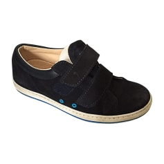 Sports Sneakers JACADI Blue, navy, turquoise