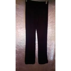 e83d80e26a836 Pantalon de survêtement HELLO KITTY Noir