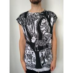 Top, tee-shirt ANDREA CREWS Noir