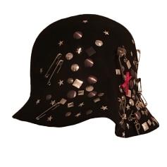 Hat PATRIZIA PEPE Black