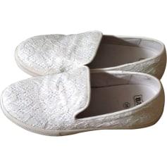 Sneakers ASH Weiß, elfenbeinfarben