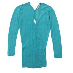 Top, tee-shirt BILLTORNADE Bleu, bleu marine, bleu turquoise