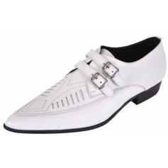 Chaussures à boucles Saint Laurent  pas cher