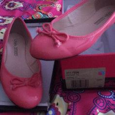 Ballet Flats BUFFALO Pink, fuchsia, light pink