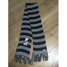 Scarf BURBERRY Gray, charcoal