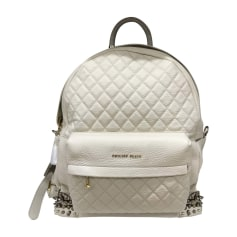 Backpack PHILIPP PLEIN Beige, camel