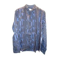 Camicia ARMANI COLLEZIONI Blu, blu navy, turchese