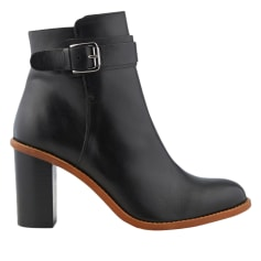 High Heel Ankle Boots MINELLI Black