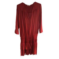 Mini Dress BA&SH Red, burgundy