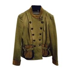 Jacket JUST CAVALLI Khaki