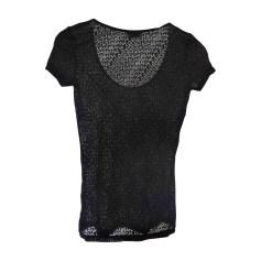 Tops, T-Shirt DOLCE & GABBANA Schwarz