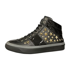 Sneakers JIMMY CHOO Schwarz