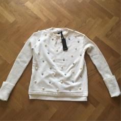 Maglione PINKO Bianco, bianco sporco, ecru