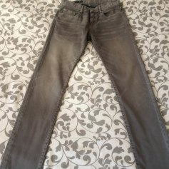Straight-Cut Jeans  ARMANI EXCHANGE Grau, anthrazit