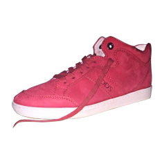 Sneakers TOD'S Red, burgundy