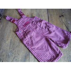 Overalls SERGENT MAJOR Red, burgundy