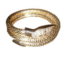 Bracelet GUESS Golden, bronze, copper