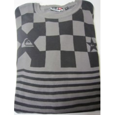 Pull QUIKSILVER Gris, anthracite