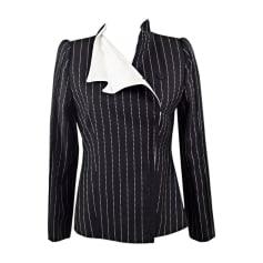 Blazer, veste tailleur GIORGIO ARMANI Noir