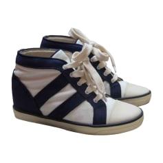 Sneakers ISABEL MARANT Weiß, elfenbeinfarben