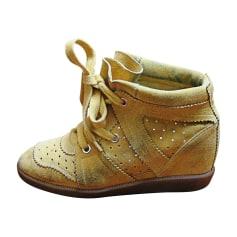 Sneakers ISABEL MARANT ETOILE Gelb