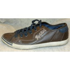 Lace Up Shoes Redskins
