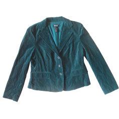 Blazer DKNY Blue, navy, turquoise