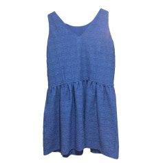 Mini-Kleid COMPTOIR DES COTONNIERS Blau, marineblau, türkisblau