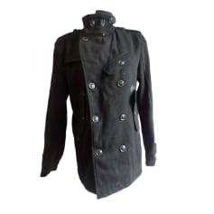 Pea Coat DIESEL Black