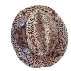 Hat PATRIZIA PEPE Golden, bronze, copper