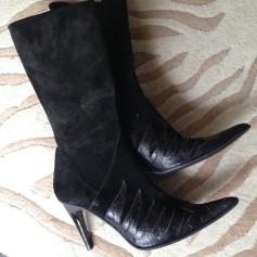Bottines & low boots à talons BEE FLY Noir