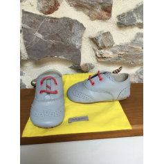 Chaussures à lacets PAUL SMITH Gris, anthracite
